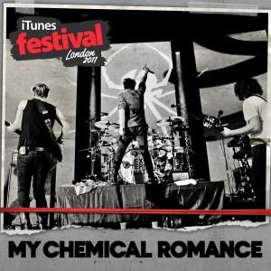 Обложка альбома My Chemical Romance