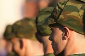 Cлужба в армии