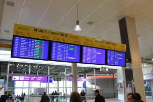 Кто вас встретит в аэропорту Женевы?
