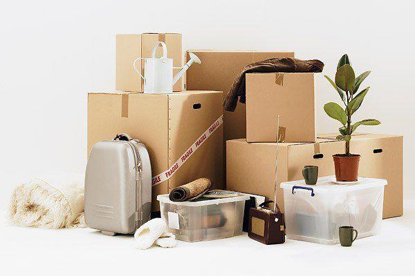 Организация переезда