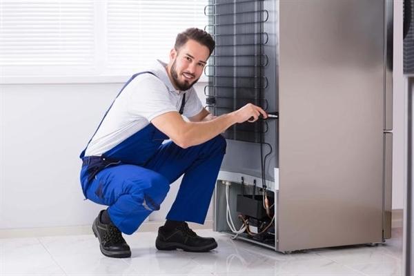 Как установить холодильник lg правильно